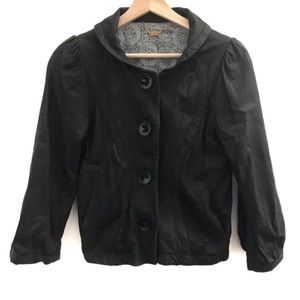 Doma 100% Leather Jacket Lined size Small